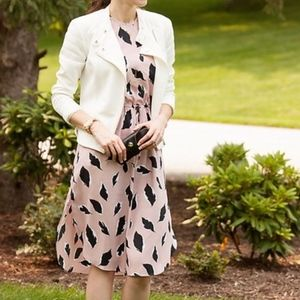 LOFT   Blush Halter Dress